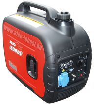ALKO 2000i kompakt benzinmotoros áramfejlesztõ